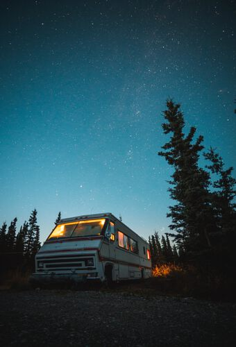 How to Live in an RV on Your Own Land Legally